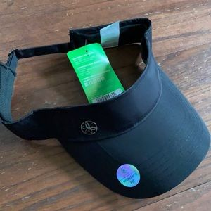 Gaiam black sport visor